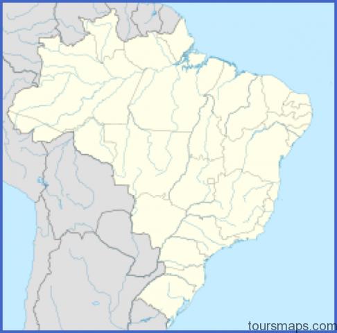 250px brazil location map svg Map of Salvador Brazil