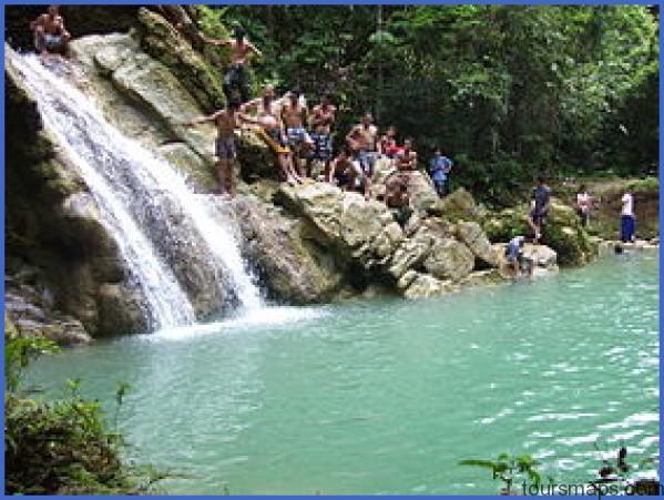 280px mainitfalls81027cga THE PHILIPPINES UNDISCOVERED ISLAND   TABLAS