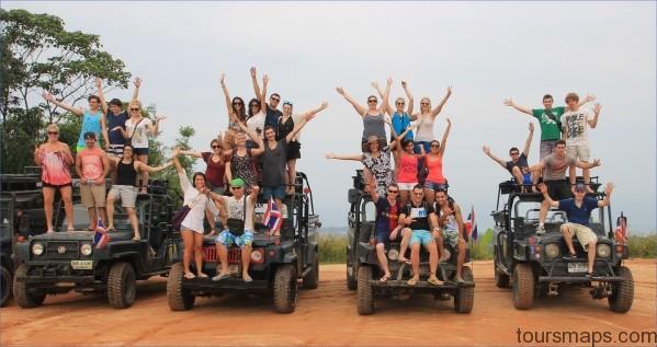 4x4 island tour koh samui thailand 7 OFF ROAD RACES Koh Samui Thailand