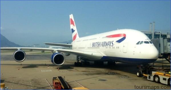 a380 The British Airways Flying Experience