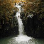 aling aling waterfall sambangan trekking5 150x150 BACK IN BALI   WATERFALL IN A CAVE
