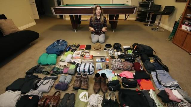 backpacking travel packing guide 004 Backpacking Travel Packing Guide