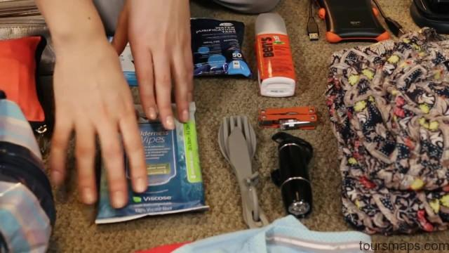 backpacking travel packing guide 068 Backpacking Travel Packing Guide