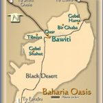 bahariya oasis map 150x150 Map of Oasis