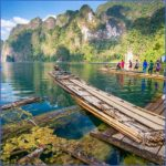bamboo rafting in khao sok national park ratchaprapha dam suratthani thailand e1486416215248 500x500 150x150 THE BEST OF THAILAND   Khao Sok National Park GET HERE NOW