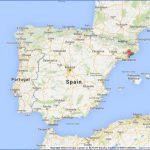 barcelona on map of spain 150x150 Map of Barcelona Spain