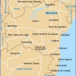 brazil bahia map 150x150 Map of Salvador Brazil