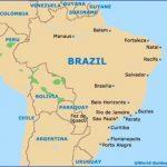 brazil map 150x150 Sao Paulo Brazil Map