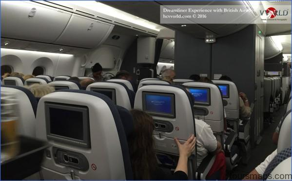 british airways flight review economy class boeing 787 900 dreamliner kuala lumpur to london 3 3 3 seating configuration The British Airways Flying Experience