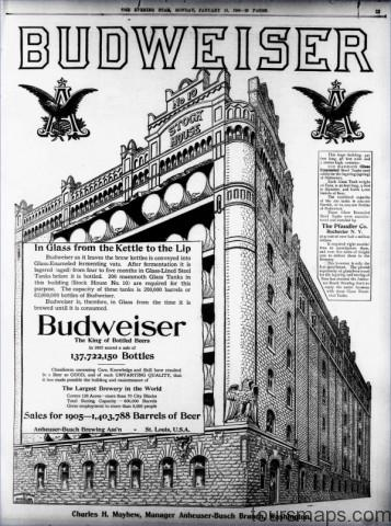 budweiser HISTORY IS AWESOME in WASHINGTON D.C
