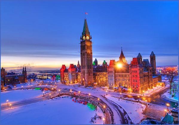 canada parliament ottawa TRAVEL in Canada