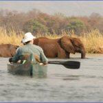 canoeing safari 150x150 Africa Safaris, and travel   Botswana Zimbabwe Zambia
