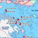 cavemap 150x150 Map of Halong Bay Vietnam