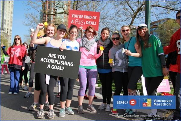 cheer challenge pic2 VANCOUVER STARBUCKS STREET RACE CHALLENGE