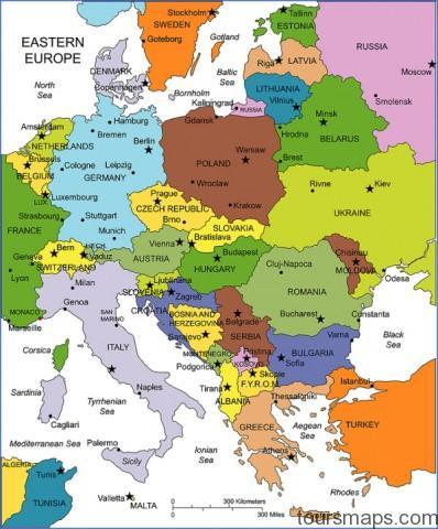 eastern europe map bsp 6842169 747x900 Map of Eastern Europe