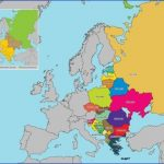 eastern europe map vector 150x150 Map of Eastern Europe