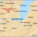 geneva map1 150x150 Map of SWITZERLAND Geneva