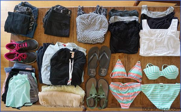 girls packing list for southeast asia 1 BACKPACKING Packing Guide Europe Southeast Asia