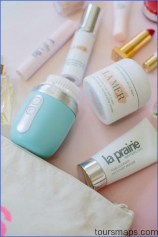gmg travel beauty bag 4251 TRAVEL BEAUTY SECRETS for Skin Care Hair