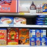 heres whats in the american food section of a british grocery store 150x150 UK vs USA Grocery Stores