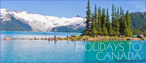 holidays canada TRAVEL in Canada