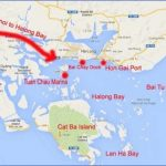 how to choose best halong bay cruise map 150x150 Map of Halong Bay Vietnam