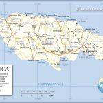 jamaica administrative map 150x150 Jamaica Map