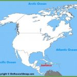 jamaica location on the north america map 150x150 Jamaica Map