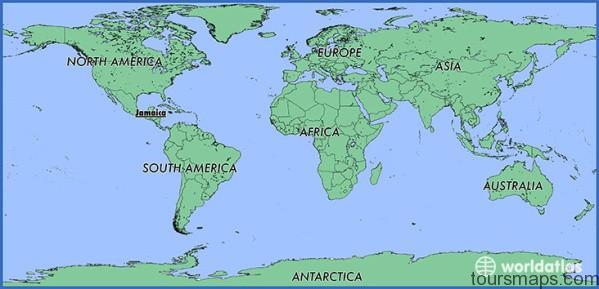 jamaica locator map Jamaica Map
