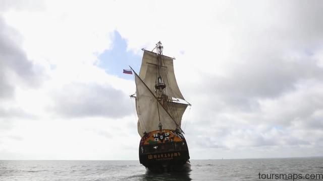 living on a russian pirate ship 4k sailing ireland part 1 15 Sailing Ireland Part
