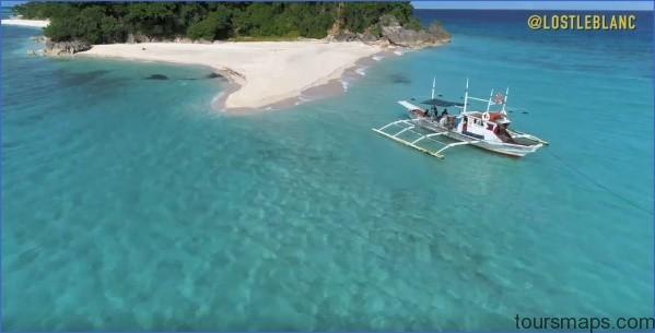 lostleblanc The MOST BEAUTIFUL ISLAND in the Philippines   Cresta De Gallo