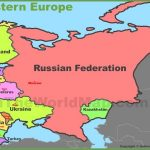 map of eastern europe 150x150 Map of Eastern Europe