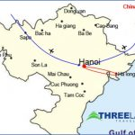 map vietnam tour halong 2 days luxury junk cruises full size 150x150 Map of Halong Bay Vietnam