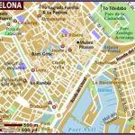 map of barcelona 150x150 Map of Barcelona Spain