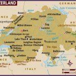 map of switzerland 150x150 Map of SWITZERLAND Geneva