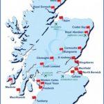 map scotland 98 150x150 Map of Gleneagles Scotland