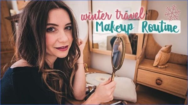 maxresdefault 106 Winter Travel Makeup Routine