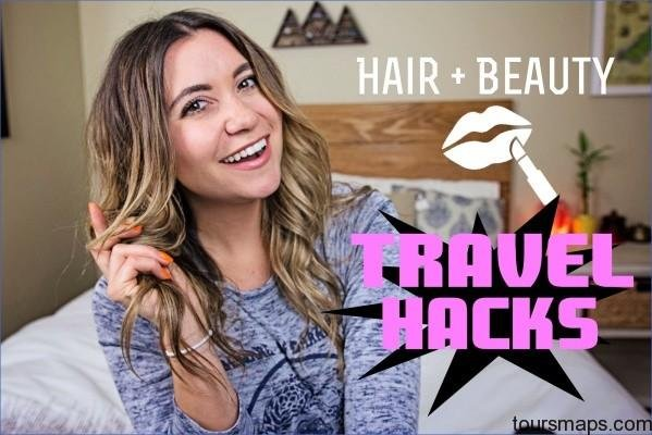 maxresdefault 18 Hair Beauty TRAVEL HACKS