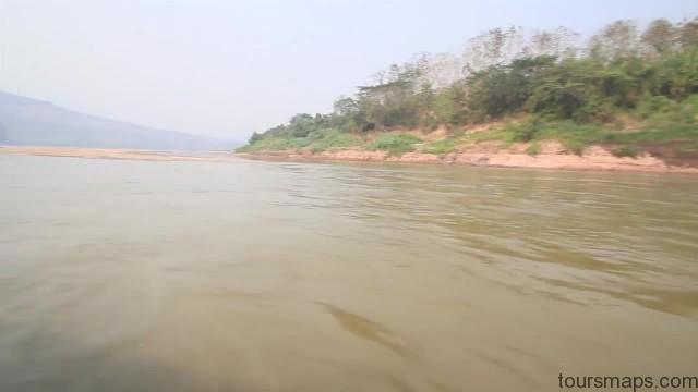 mekong cruises mekong river luang prabang laos 08 Mekong Cruises  Mekong River  Luang Prabang Laos