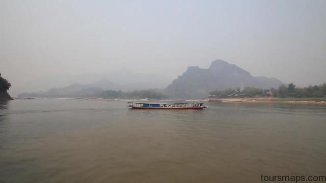 mekong cruises mekong river luang prabang laos 12 Mekong Cruises  Mekong River  Luang Prabang Laos