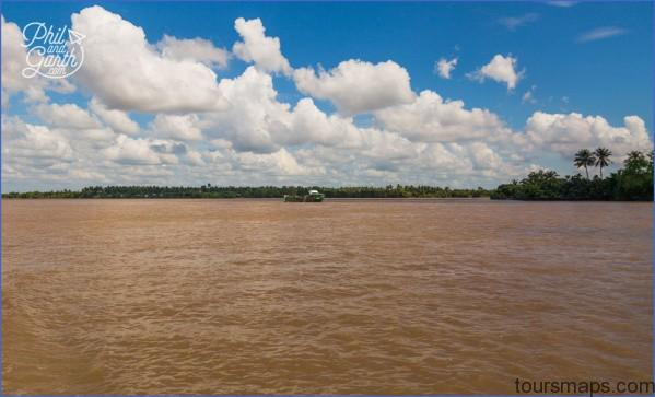 mekong delta mighty river The Mighty Mekong   Mekong Delta Vietnam