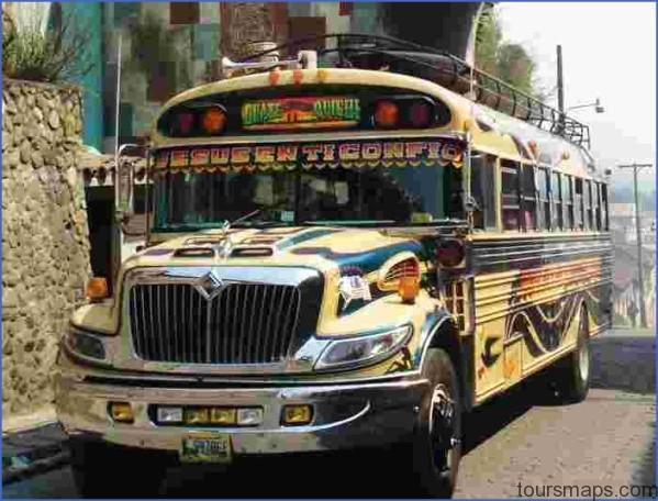 mexico local bus 0 THINGS TO DO WHEN TRAVELING BY BUS