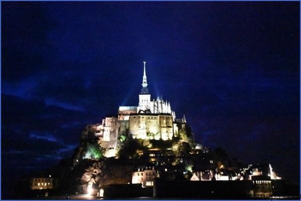 mont saint michel abbey unesco 600px w Beginner Travel Tips