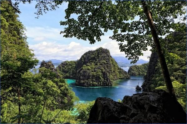 most beautiful philippines places coron   kayangan lake MOST BEAUTIFUL PLACE ON EARTH   Coron Philippines