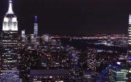 new york city at night nyc, usa 19
