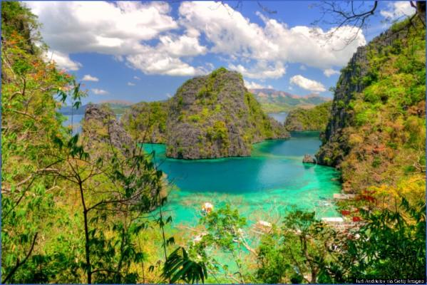 o coron islands 900 2 MOST BEAUTIFUL PLACE ON EARTH   Coron Philippines