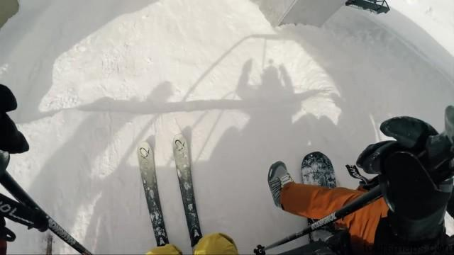okanagan powder ski day in bc canada 08 OKANAGAN POWDER SKI DAY in BC CANADA