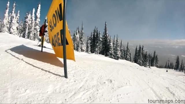 okanagan powder ski day in bc canada 11 OKANAGAN POWDER SKI DAY in BC CANADA