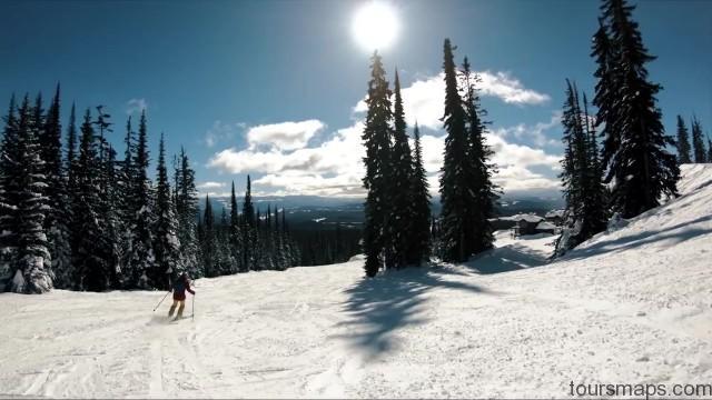 okanagan powder ski day in bc canada 12 OKANAGAN POWDER SKI DAY in BC CANADA