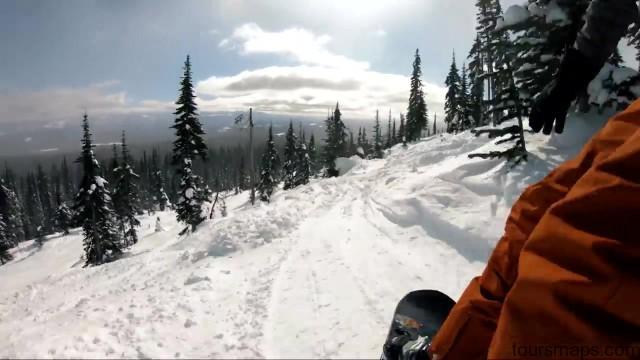 okanagan powder ski day in bc canada 19 OKANAGAN POWDER SKI DAY in BC CANADA